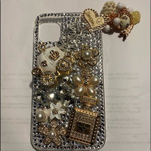 iPhone 11 super bling phone case